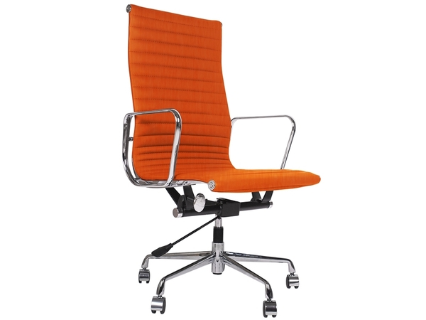 Eames Alu EA119 - Orange